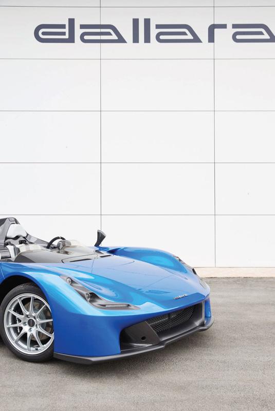 Dallara-for-Smartfan-project
